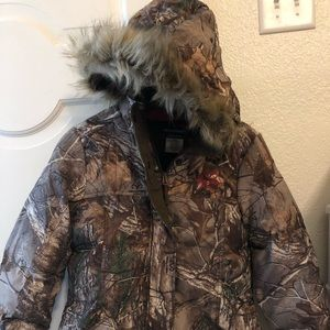 Realtree Camo Jacket